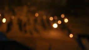 Torchlight korowód zdjęcie wideo