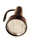 Torchlight with lots of led lights Royalty Free Stock Photography