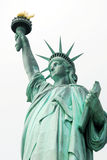 Torcia della statua di libertà New York Fotografie Stock Libere da Diritti