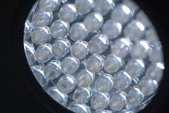 Torcia LED Fotografie Stock Libere da Diritti