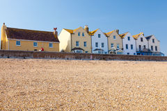 Torcross Village Royalty Free Stock Photography