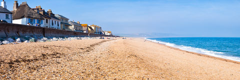 Torcross Village Royalty Free Stock Photo
