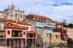 Tordesillas, Spanje stock foto