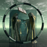 Tore - magie Image libre de droits