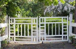 Tore zum Garten Lizenzfreies Stockbild
