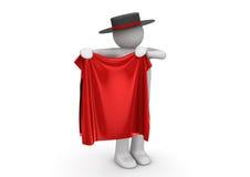 Toreador - Characters Stock Photos