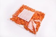 toreb marchewki siekali chłodnia klingeryt Zdjęcie Stock