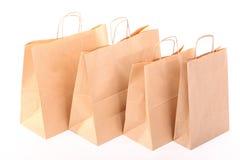 toreb zakupy prezenta odosobniony zakupy Fotografia Stock