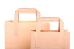 toreb zakupy prezenta odosobniony zakupy Zdjęcia Stock