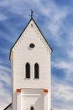 Torekov Church Steeple Royalty Free Stock Photography