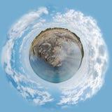 Torekov Panorama planet Stock Photography