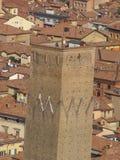 Toren Bologna - Prendiparte Royalty-vrije Stock Foto's