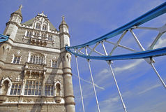 Toren Bridge1 Stock Foto