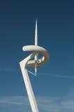 Toren de telecommunicatie van Calatrava Stock Foto