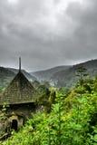 Toren in de wildernis Royalty-vrije Stock Afbeelding