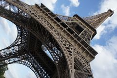 Toren Eiffel Stock Foto