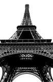 Toren Eiffel in Parijs, Frankrijk Royalty-vrije Stock Afbeeldingen