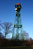 Toren II van de radar Stock Afbeelding