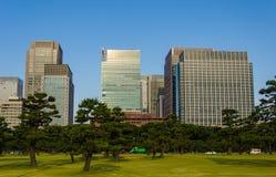 Toren in Japan Royalty-vrije Stock Afbeeldingen