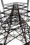 Toren met hoog voltage Royalty-vrije Stock Fotografie