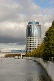 Toren 2000, Moskou-Stad, Rusland Stock Afbeelding