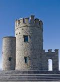 Toren op Clifs van Moher, Ierland Stock Afbeelding