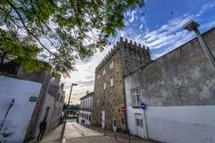 Toren in Porto Royalty-vrije Stock Foto's