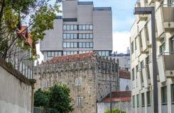 Toren in Porto Stock Foto's