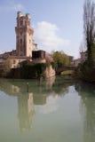 Toren Specola royalty-vrije stock afbeelding