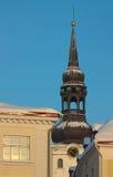 Toren Tallin Stock Foto