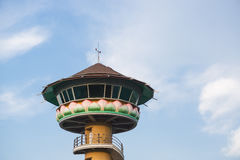 Toren in Thale Noi in Phatthalung, Thailand Royalty-vrije Stock Fotografie