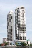 Toren twee Stock Fotografie