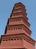 Toren in Urumchi Royalty-vrije Stock Foto's