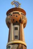 Toren van Afrika in Bamako stock afbeeldingen