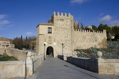Toren van Alcantara-brug Royalty-vrije Stock Fotografie