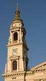 Toren van basiliek in Boedapest Stock Foto's