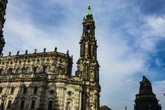 Toren van de bouw Royalty-vrije Stock Foto