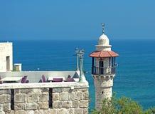 Toren van de moskee Royalty-vrije Stock Fotografie