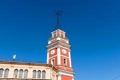 Toren van de Stadsdouma Stock Foto's