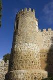 Toren van de vesting Stock Afbeeldingen