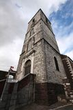 Toren van een Kerk in Cork Stock Foto