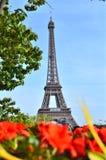 Toren 2 van Eiffel Stock Foto's