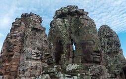 Toren van Gezichten royalty-vrije stock fotografie