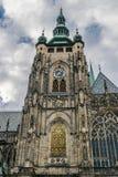 Toren van Gouden poort royalty-vrije stock afbeeldingen