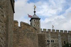 Toren van het detail van Londen Stock Foto's