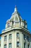 Toren van het hotelgebouw stock foto