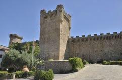 toren van het kasteel Royalty-vrije Stock Afbeeldingen