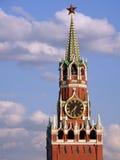 Toren van het Kremlin. Moskou. Rusland. Stock Fotografie