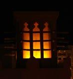 Toren van het Oude bulding Stock Afbeeldingen
