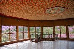 Toren van het paleis Khan stock fotografie